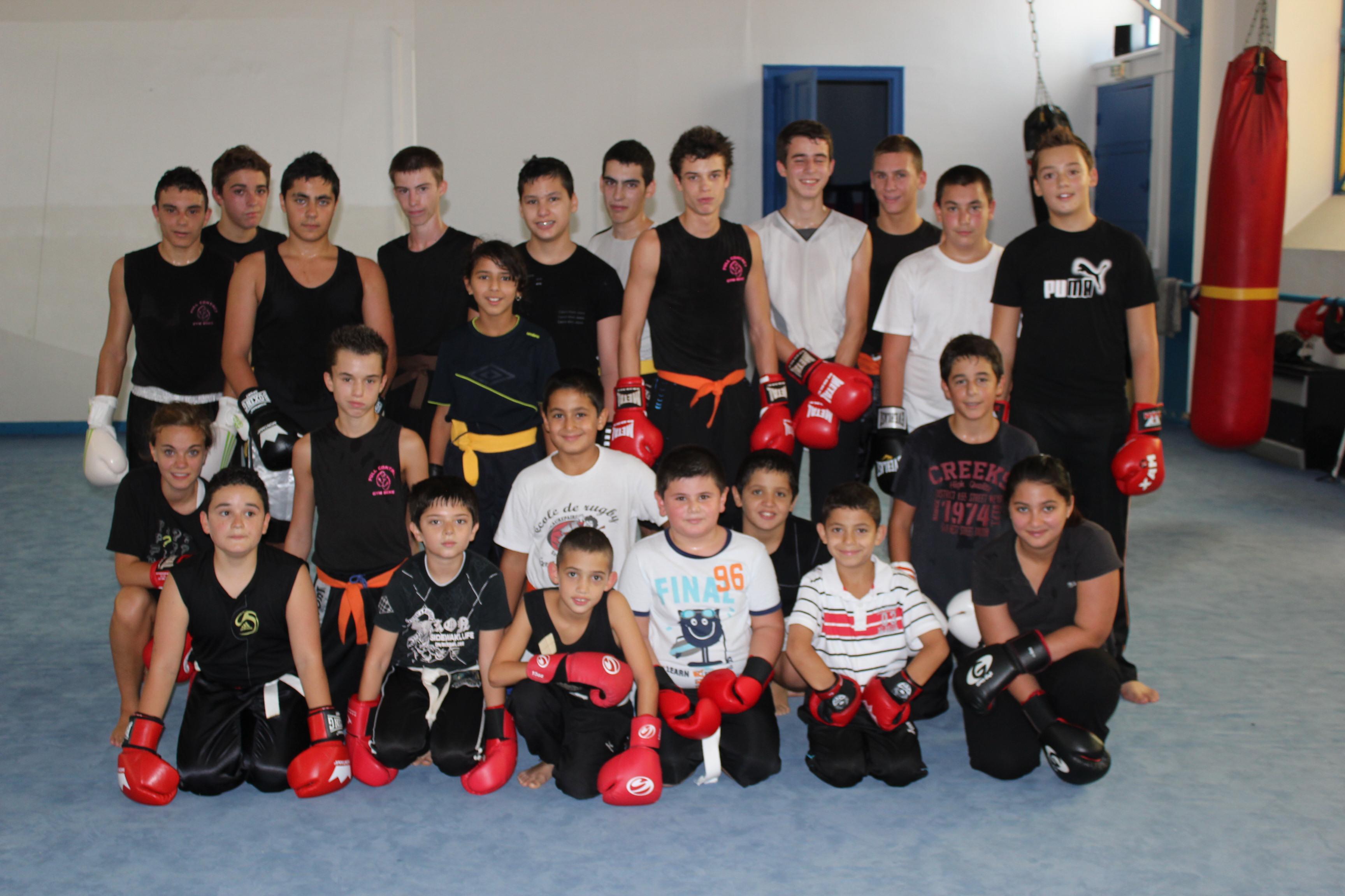 Ecole de boxe